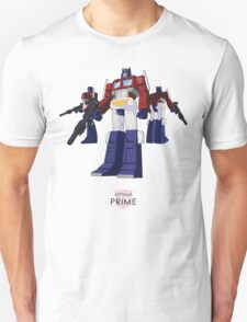 Optimus Prime - (colour) - light T-shirt  T-Shirt