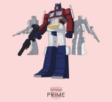 Optimus Prime - (mix) - light T-shirt One Piece - Short Sleeve