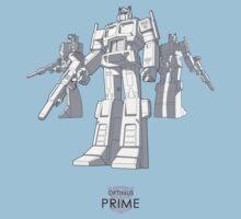 "Optimus Prime - (""model"") - light T-shirt Kids Tee"