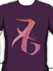love. #clary's runes T-Shirt