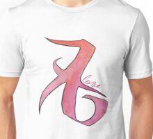 love. #clary's runes Unisex T-Shirt
