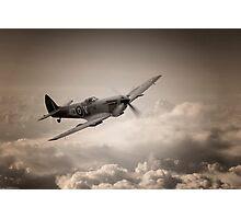 Spitfire Patrol Photographic Print