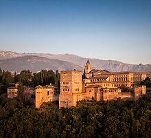 Alhambra by Daniel Nahabedian