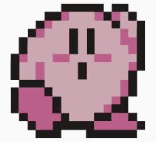 8-Bit Kirby by Look Human