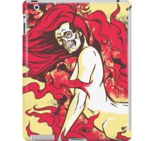 Satan's Pin Up iPad Case/Skin