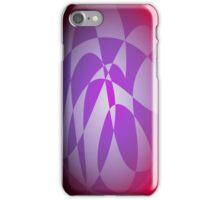 Boiled Egg Purple iPhone Case/Skin