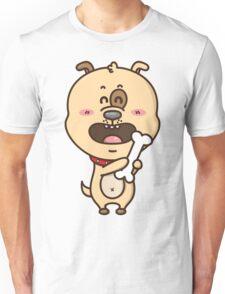 kawaii puppy Unisex T-Shirt