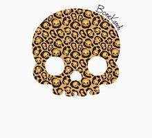 Bone Kandi - Leopard Print /light/ Womens Fitted T-Shirt