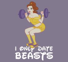 I Only Date Beasts by Look Human