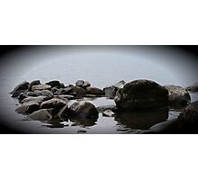 Rock Pool Windermere Lake District Photographic Print