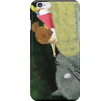 Totoro! iPhone Case/Skin