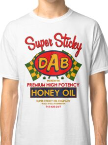 DAB-Honey oil-3 Classic T-Shirt