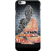 The Eightfold Path iPhone Case/Skin