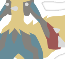 Mega Lucario Sticker