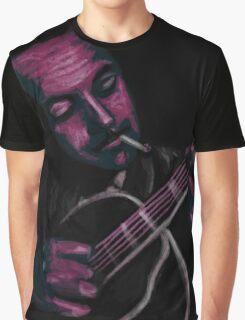 Django Reinhardt Graphic T-Shirt