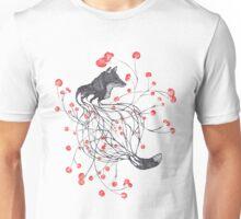 Blossom Fox Unisex T-Shirt