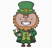 kawaii Leprechaun Kids Clothes