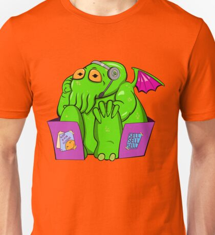 Call Center Of Cthulhu Unisex T-Shirt