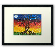 Fertility Tree of Life Framed Print