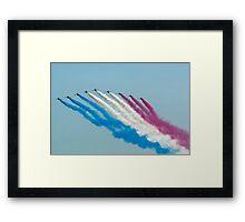Arrowhead. Framed Print