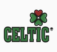 Love Celtic  Kids Clothes