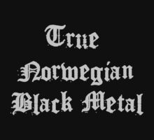 True Norwegian Black Metal by cisnenegro