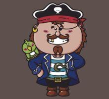kawaii Pirate Kids Clothes