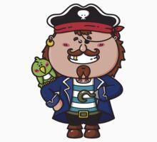 kawaii Pirate by BoYusya