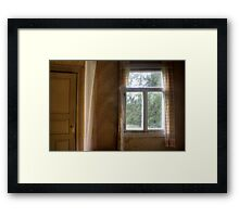 9.8.2013: August Morning in Oblivion Framed Print
