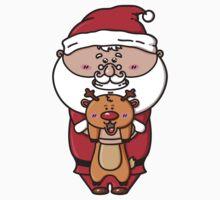 kawaii Santa by BoYusya