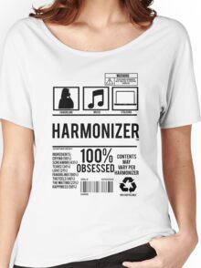Harmonizer Logo Package! Women's Relaxed Fit T-Shirt