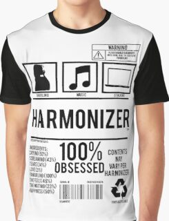 Harmonizer Logo Package! Graphic T-Shirt