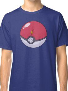 Pikachu's Pokeball Classic T-Shirt