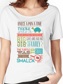 """Smalla than a bug"" Women's Relaxed Fit T-Shirt"
