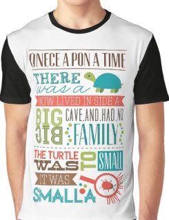 """Smalla than a bug"" Graphic T-Shirt"