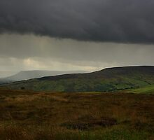 Storm In The Glens by Adrian McGlynn
