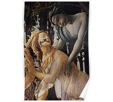 Primavera (1482) {SAD ART} Poster