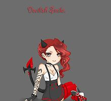 Devilish Smile. by Felis