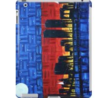 Remembering 9/11-Sunrise through the City iPad Case/Skin
