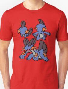 Mudkip, Marshtomp and Swampert T-Shirt