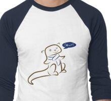 Otterlocked - 'Jawn!' Men's Baseball ¾ T-Shirt