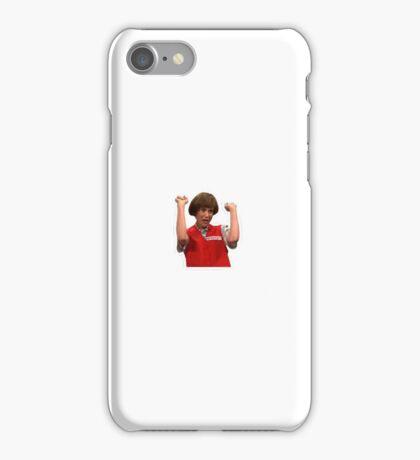 Kristen Wiig Target Lady SNL Cutout iPhone Case/Skin