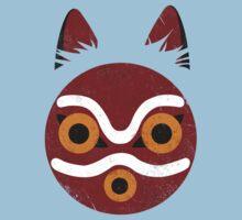 Mononoke Mask Kids Clothes