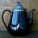 Black Tea Pot - Still Life by 082010