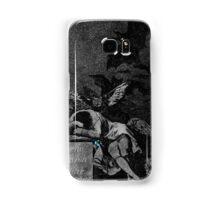 The Sleep Of Reason Produces Monsters (1797-1798) {SAD ART} Samsung Galaxy Case/Skin