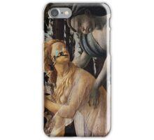 Primavera (1482) {SAD ART} iPhone Case/Skin