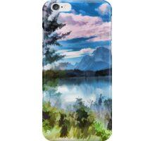 Mountain High iPhone Case/Skin