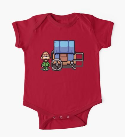 Item Guy - Mother 3 One Piece - Short Sleeve