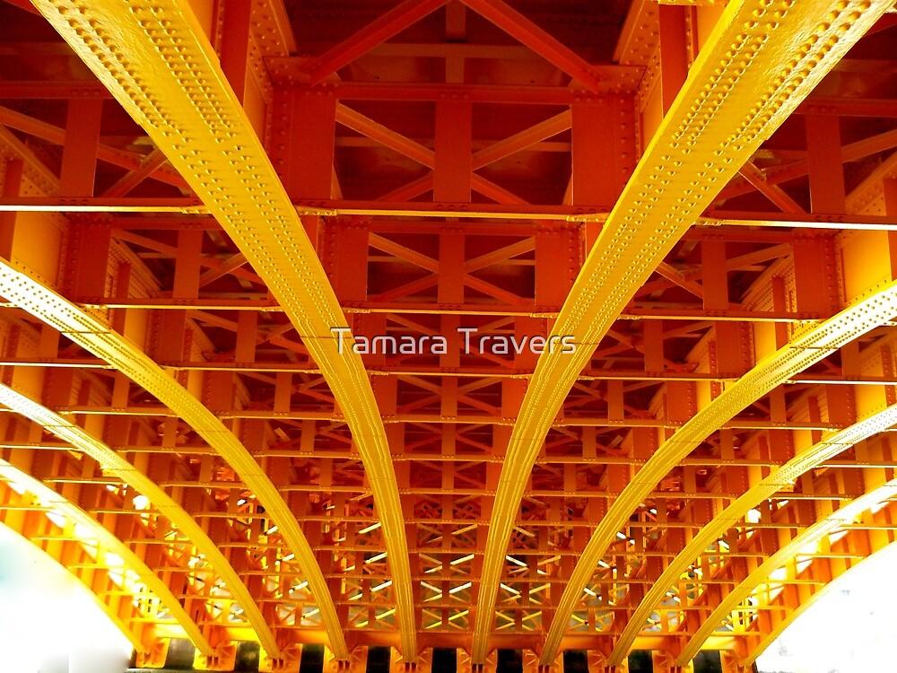 Sunshine bridge by Tamara Travers