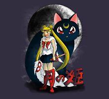 Princess Moononoke Womens Fitted T-Shirt